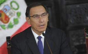 """Martín Vizcarra le dice """"no"""" al proyecto de bicameralidad porque considera que el Congreso lo """"desna"""