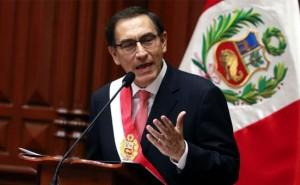 Presidente Vizcarra no descarta presentar una cuestión de confianza en el Congreso