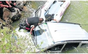Ofrecen S/2 mil al que encuentre cuerpo de niña que cayó al río Cunas