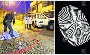 PNP encuentra huella digital que revelaría identidad del asesino de 'la niña de la maleta