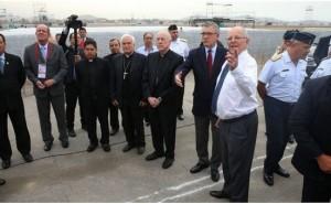 PPK inspecciona base aérea Las Palmas en vísperas de la visita del Papa Francisco