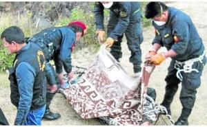 Tarma:Acuchillan a anciana para robarle ahorros de toda su vida